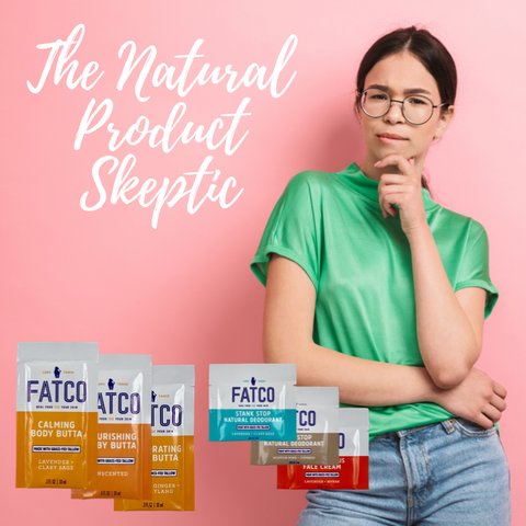 fatco natural product skeptic samples