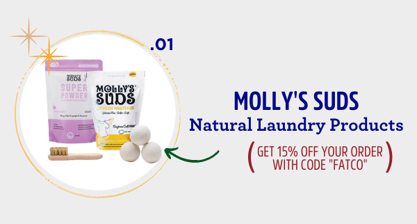 fatco holiday gift guide healthy living guru molly's suds detergent
