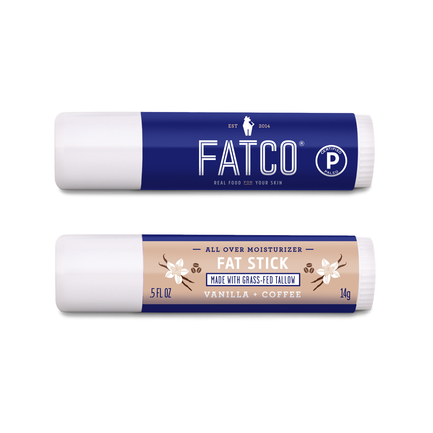 FATCO Fat Stick vanilla and coffee