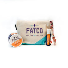 """BABY ON THE WAY"" GIFT SET-FATCO Skincare Products paleo skincare tallow balm baby butta baby fat stick"