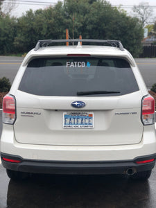 FATCO Vinyl Decal