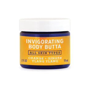 FATCO Invigorating Body Butta 2 oz jar front view