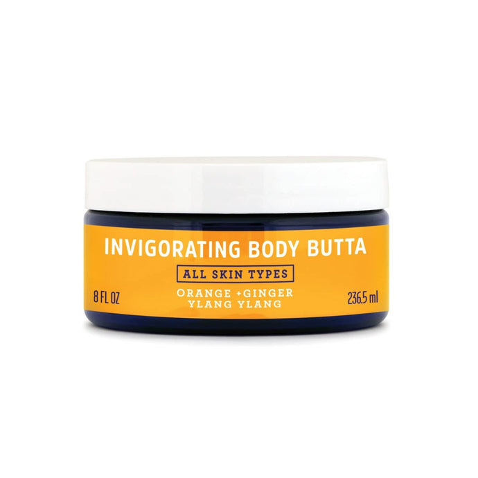FATCO Invigorating Body Butta 8 oz jar front view
