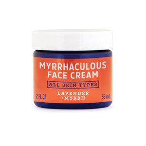 FATCO Myrrhaculous face Cream 2 oz jar front view