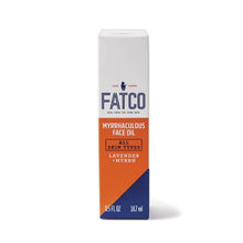 FATCO Myrrhaculous Face Oil, Box Front View