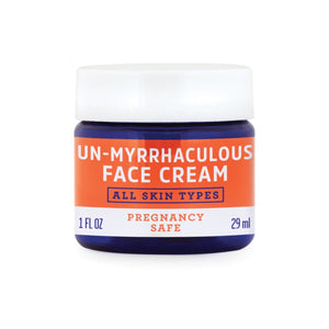 UNMYRRHACULOUS FACE CREAM 1 OZ