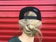 Black Fabric BigTruck FATCO Hat