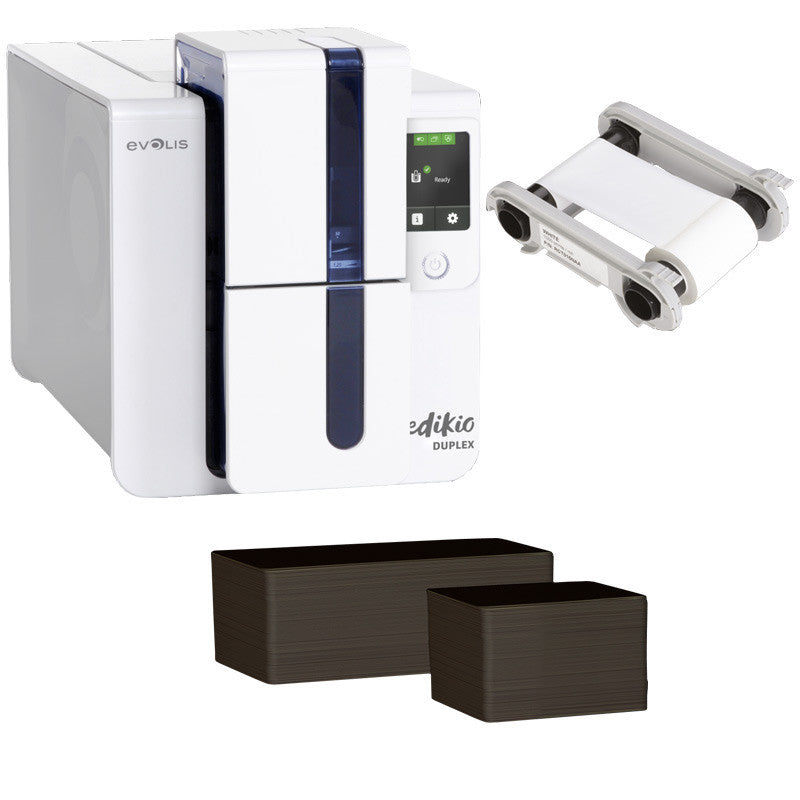Edikio Duplex by Evolis-for designing and printing your price tags