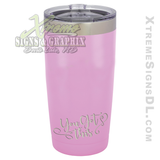 20oz. Tumbler - You Got This