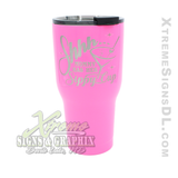 30oz. Tumbler - Mommy's Sippy - RTIC