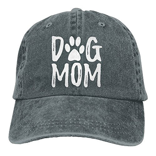 Vintage Dog Mom Baseball Cap