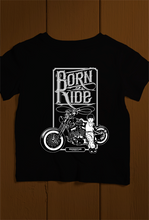 Born to Ride Kids Tee