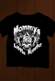 Mommy's Little Monster Kids Tee
