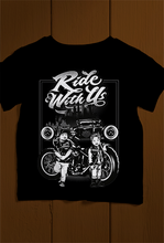Ride With Us Kids Tee