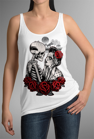 TillDeath Womens Tank