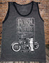 Born To Ride Kids Tank Top