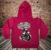 Born 2 Win Kids Zipper Hoodie For GIRLS