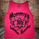 Mommy's Lil Monster Tank Top