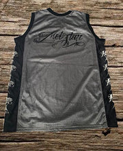 TEMPTATION TATTOO Design- Custom Mesh Jersey