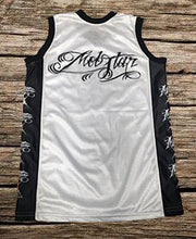 MOBSTAR GIRL TATTOO Design - CUSTOM MESH JERSEY