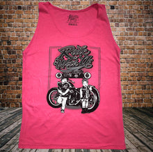 Ride With Us Kids Tank Top