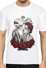 TIL DEATH TATTOO Design- PRESHRUNK COTTON TEE