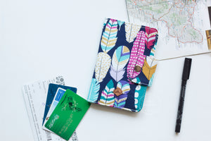 Feather  Passport Wallet
