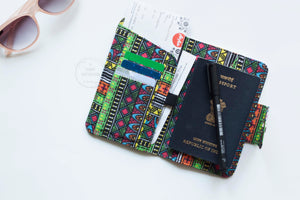 Cats Passport Wallet