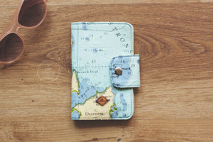 Maps  Passport Wallet