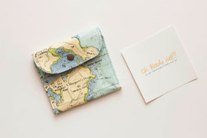Maps Privacy Pouch