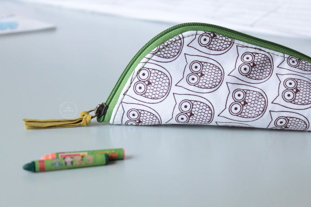 Owls Pencil Case