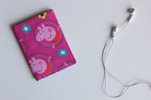 Peppa Pig  Passport Sleeve