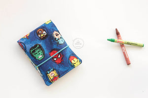 Super Heroes Crayon Kit
