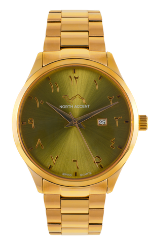 GRAND Limited Edition | Gold Olive