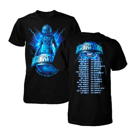 Crazy World Tour Tee