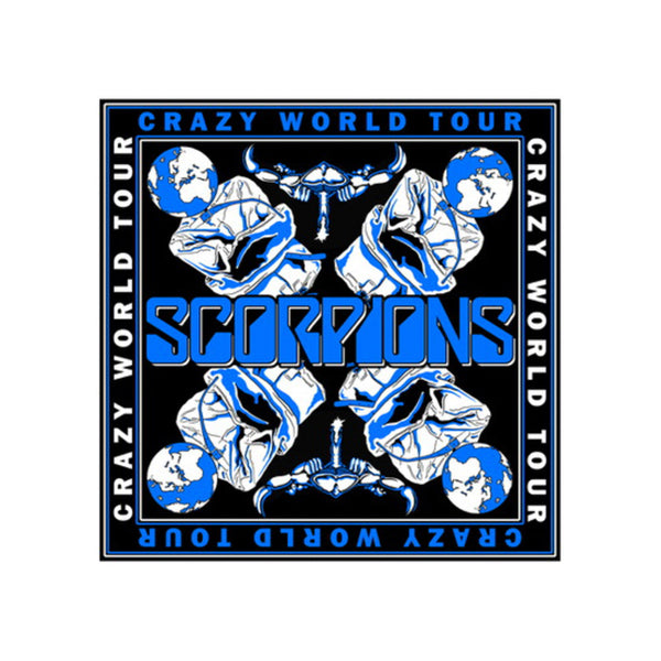 Crazy World Tour Bandana