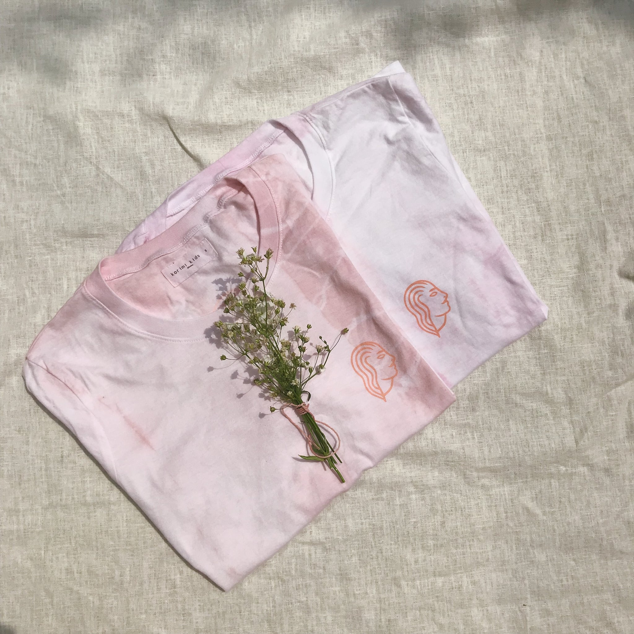 TIE DYE TEE - MOTHER