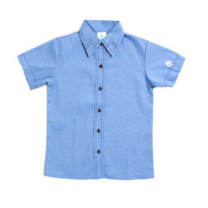 BROWNIE SHORT SLEEVE SHIRT SIZE 8 - 01342