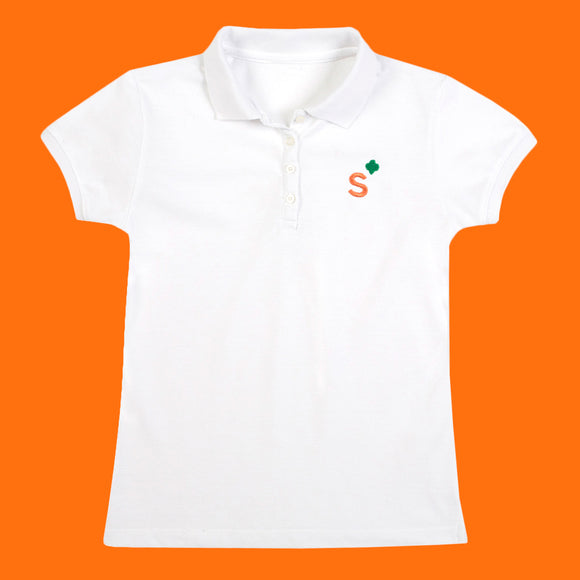 Girl Scout Senior Polo Shirt 2X - 05245