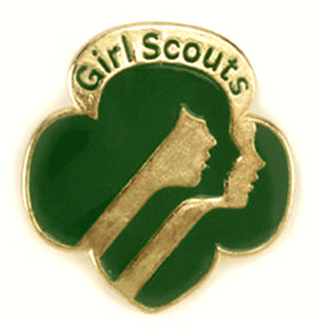 Girl Scout Contemporary Membership Pin - 09014