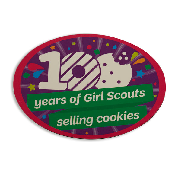 100 YEARS OF SELLING MAGNET - 11128