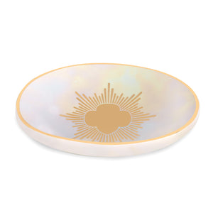 GOLD AWARD TRINKET DISH - 11320