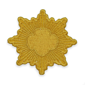 GOLD AWARD RECOGNITION PATCH - 14506