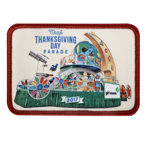 GS MACY'S PARADE PATCH - 33008