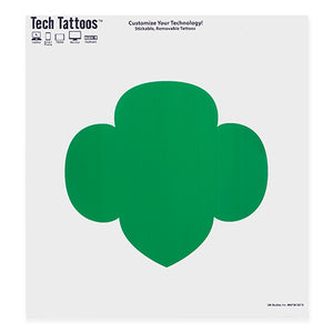 TREFOIL TECH TATTOO - 35195