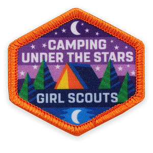 camping under the stars patch - 57101