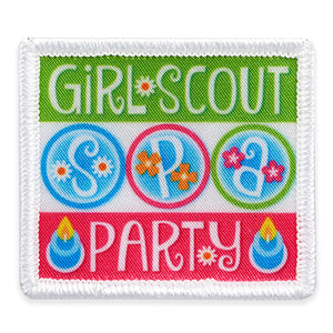 SPA PARTY PATCH - 57106