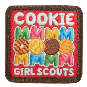 COOKIE MOM PATCH - 57125