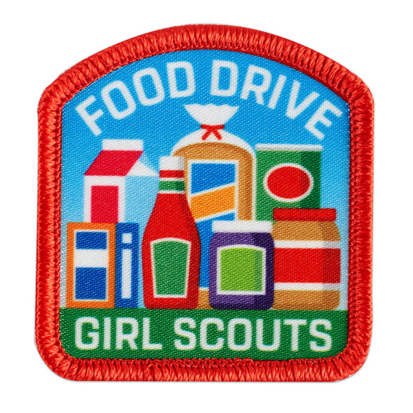 FOOD DRIVE PATCH - 57140