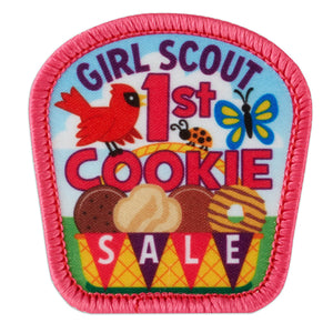 1ST COOKIE SALE PATCH - 57153